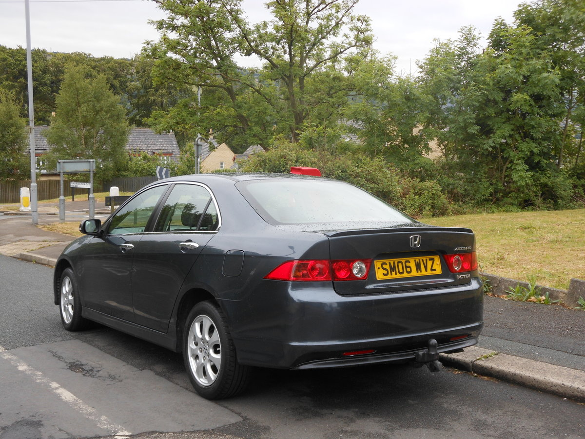 2006 Honda Accord 2.2 CTD-i Sport 6SPD Face Lift + FSH For Sale (picture 3 of 6)