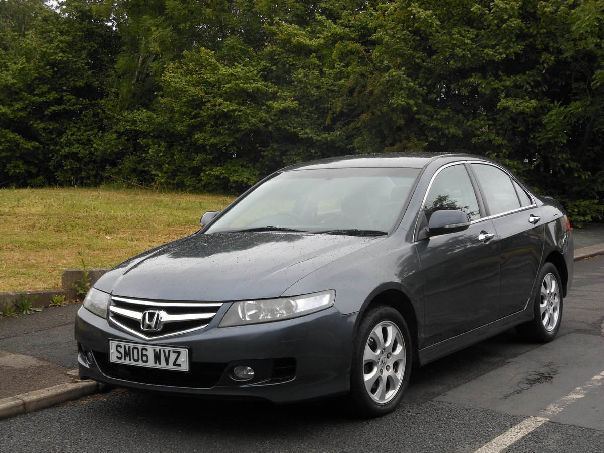2006 Honda Accord 2.2 CTD-i Sport 6SPD Face Lift + FSH For Sale (picture 4 of 6)