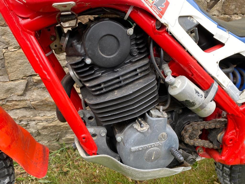 HRC Honda RTL250S RTL250 Classic Trials 1985/1986 For Sale (picture 2 of 6)