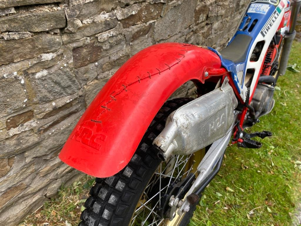 HRC Honda RTL250S RTL250 Classic Trials 1985/1986 For Sale (picture 5 of 6)
