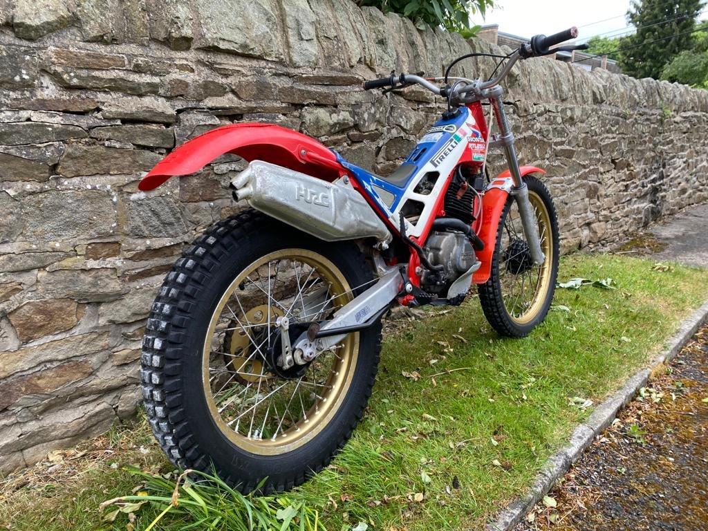HRC Honda RTL250S RTL250 Classic Trials 1985/1986 For Sale (picture 6 of 6)