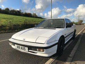1990 HONDA PRELUDE EX AUTO 2.0 3RD GEN CLASSIC