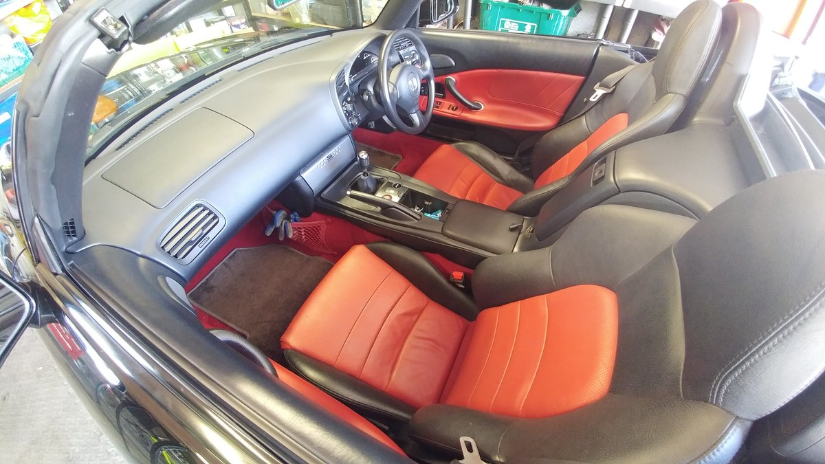 2007 Honda S2000 Berlina Black For Sale (picture 6 of 6)