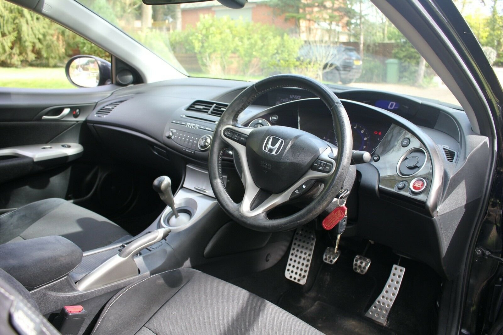 2009 Honda civic type s gt 1.8 FULL Honda service histo For Sale (picture 3 of 5)