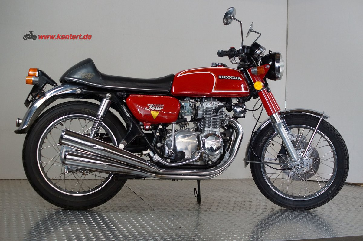 1974 Honda CB 350 Four, 344 cc, 37 hp For Sale (picture 2 of 12)