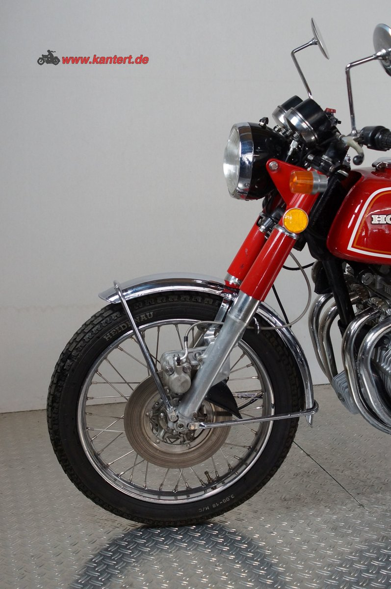 1974 Honda CB 350 Four, 344 cc, 37 hp For Sale (picture 3 of 12)