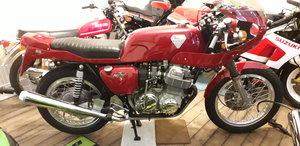 1971 Rare Honda Dunstall CB750
