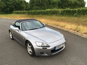 2003 20003 Honda S2000 GT Low Mileage with Full History