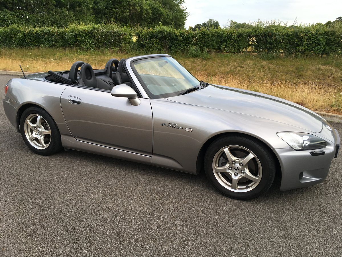 2003 20003 Honda S2000 GT Low Mileage with Full History SOLD (picture 3 of 6)