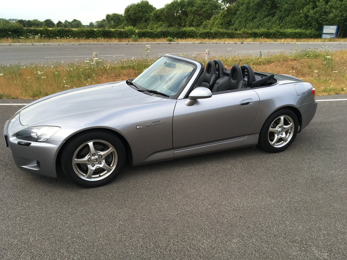 2003 20003 Honda S2000 GT Low Mileage with Full History SOLD (picture 4 of 6)