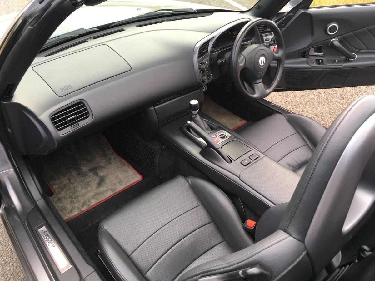 2003 20003 Honda S2000 GT Low Mileage with Full History SOLD (picture 6 of 6)