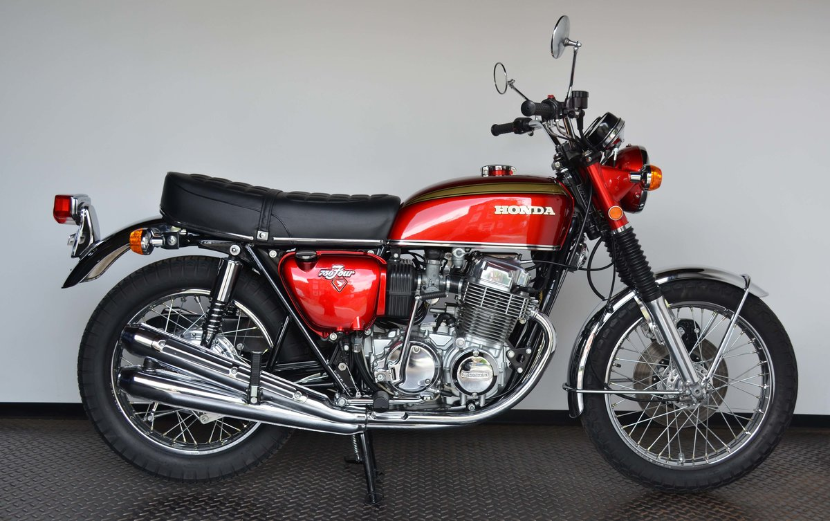 1971 CB 750 Four K1 For Sale (picture 1 of 10)