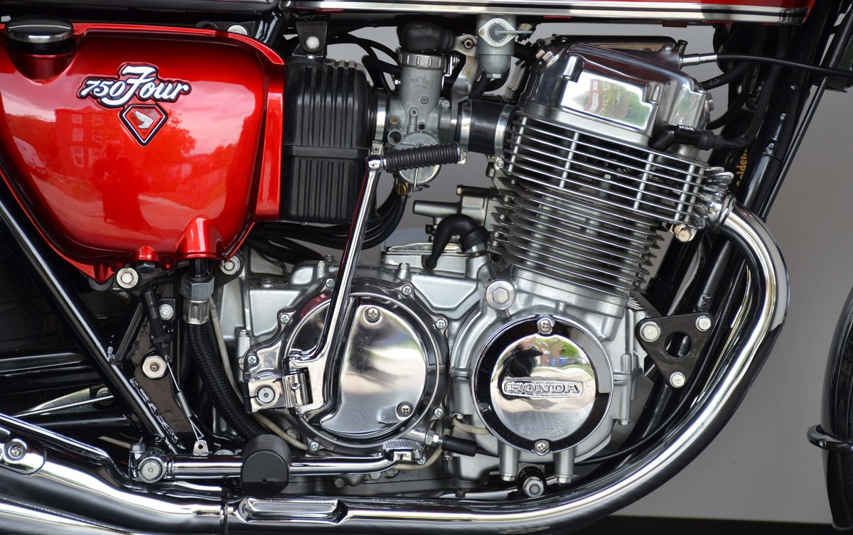 1971 CB 750 Four K1 For Sale (picture 3 of 10)