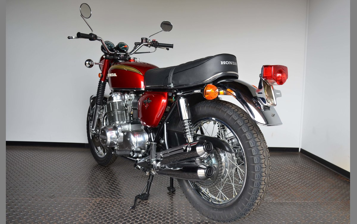 1971 CB 750 Four K1 For Sale (picture 7 of 10)