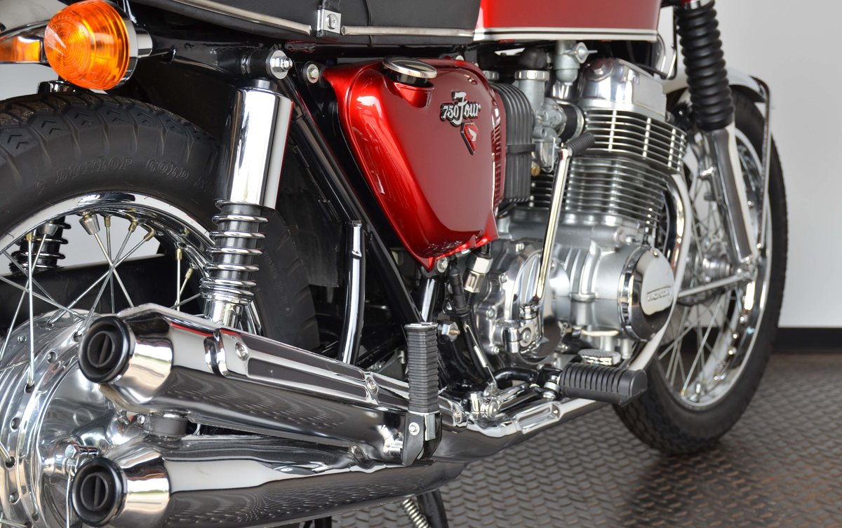 1971 CB 750 Four K1 For Sale (picture 8 of 10)