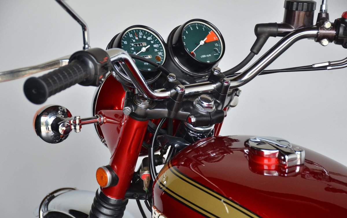 1971 CB 750 Four K1 For Sale (picture 9 of 10)
