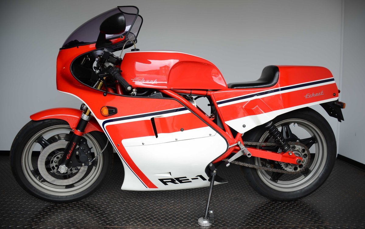 1983 Honde Eckert RE 1 For Sale (picture 3 of 10)