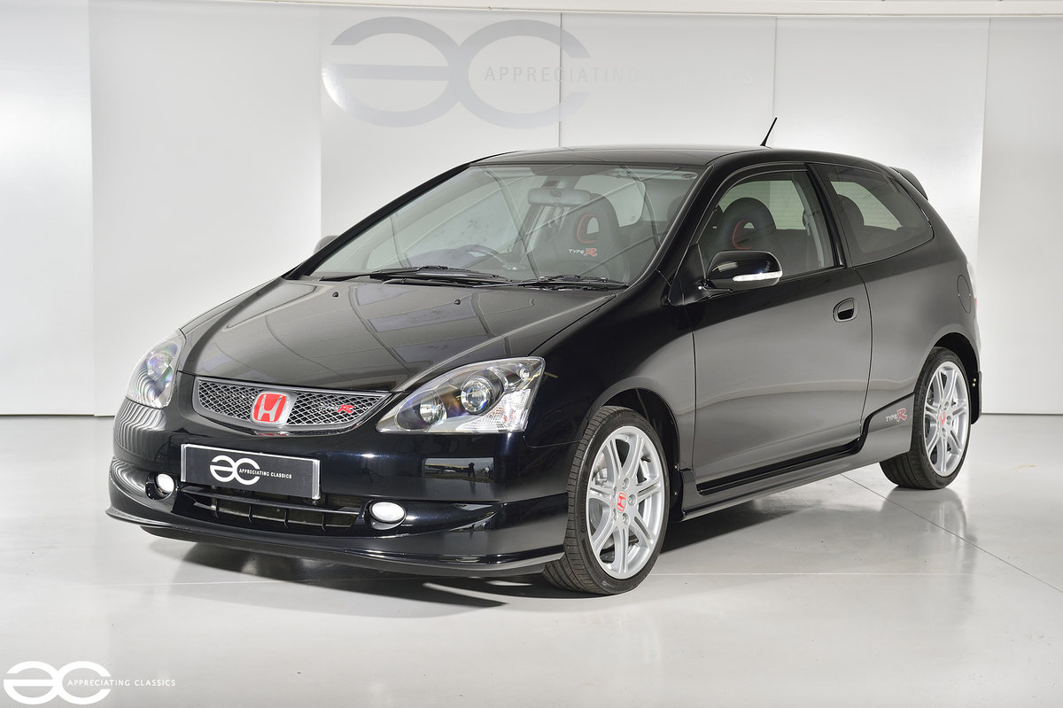 2004 *7K Miles From New* - Civic Type R Ep3 - Optional Leather  For Sale (picture 2 of 6)