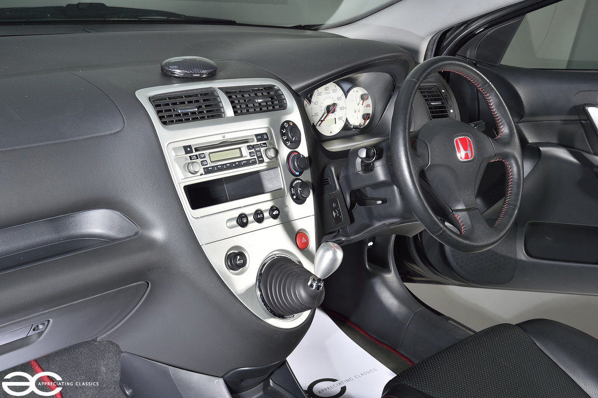 2004 *7K Miles From New* - Civic Type R Ep3 - Optional Leather  For Sale (picture 5 of 6)