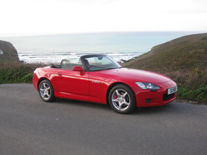 A low miles Year 2000 / S2000 with full history. For Sale