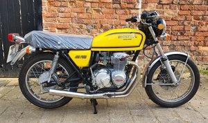 1978 Honda CB400F2, 408cc.