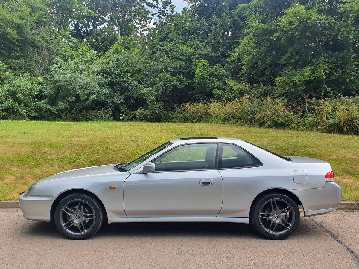 1998 Honda Prelude 2.2 VTi Auto.. 4WS.. Nice Example & FSH For Sale (picture 1 of 6)