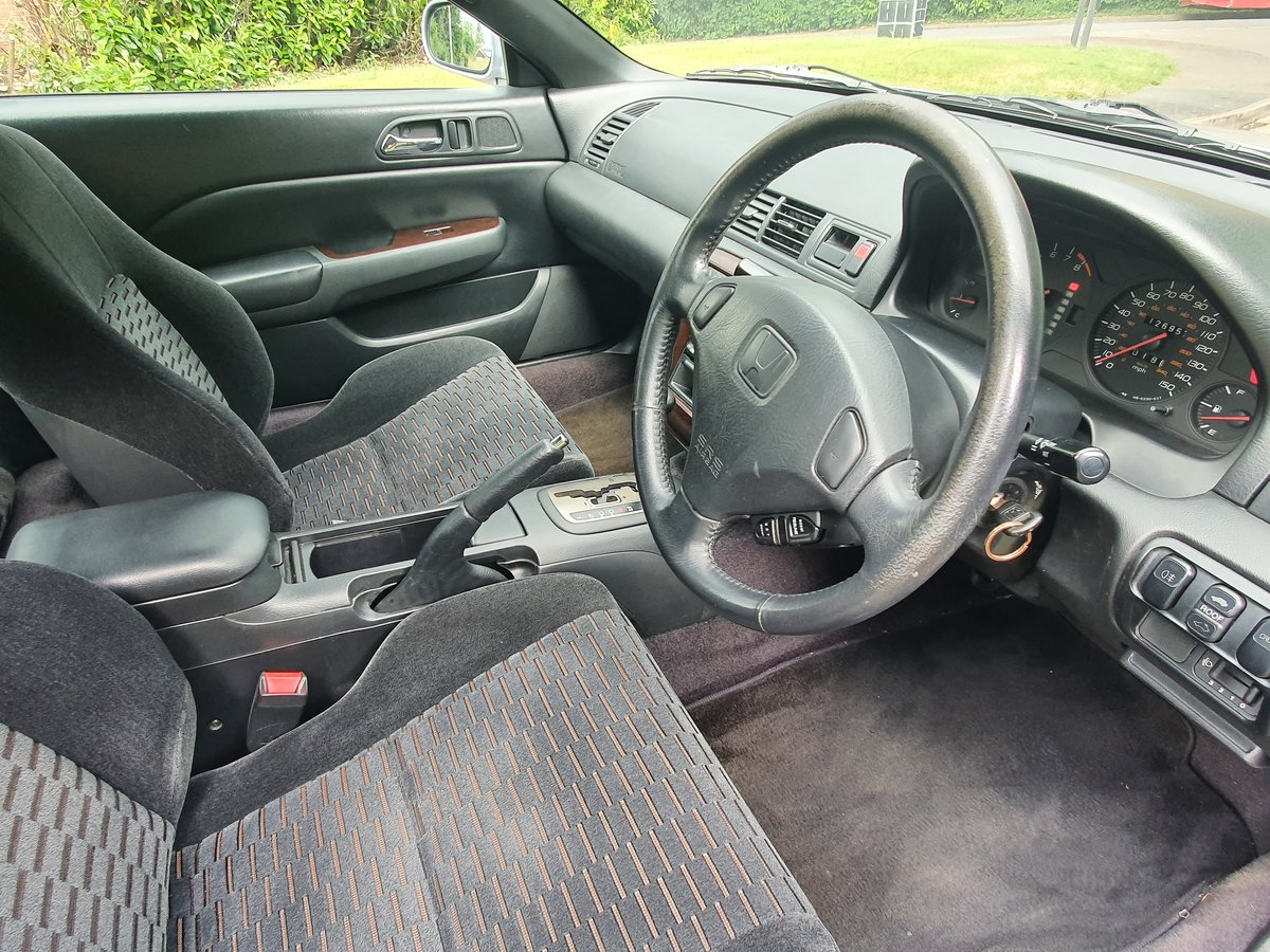 1998 Honda Prelude 2.2 VTi Auto.. 4WS.. Nice Example & FSH For Sale (picture 3 of 6)