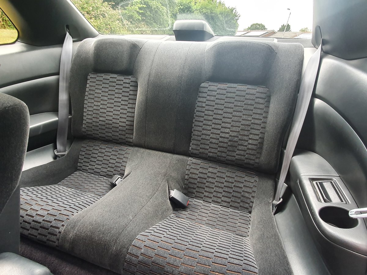 1998 Honda Prelude 2.2 VTi Auto.. 4WS.. Nice Example & FSH For Sale (picture 4 of 6)
