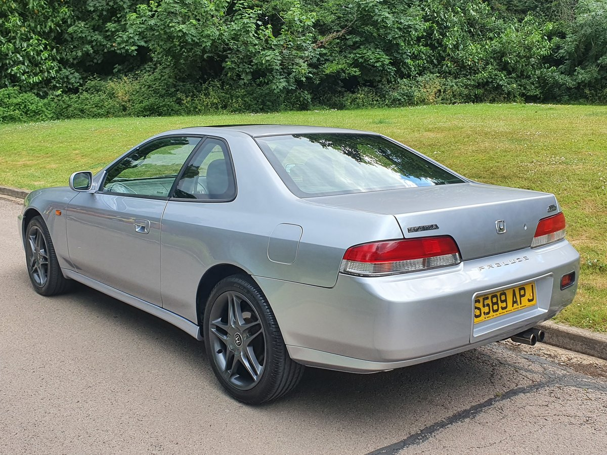 1998 Honda Prelude 2.2 VTi Auto.. 4WS.. Nice Example & FSH For Sale (picture 5 of 6)