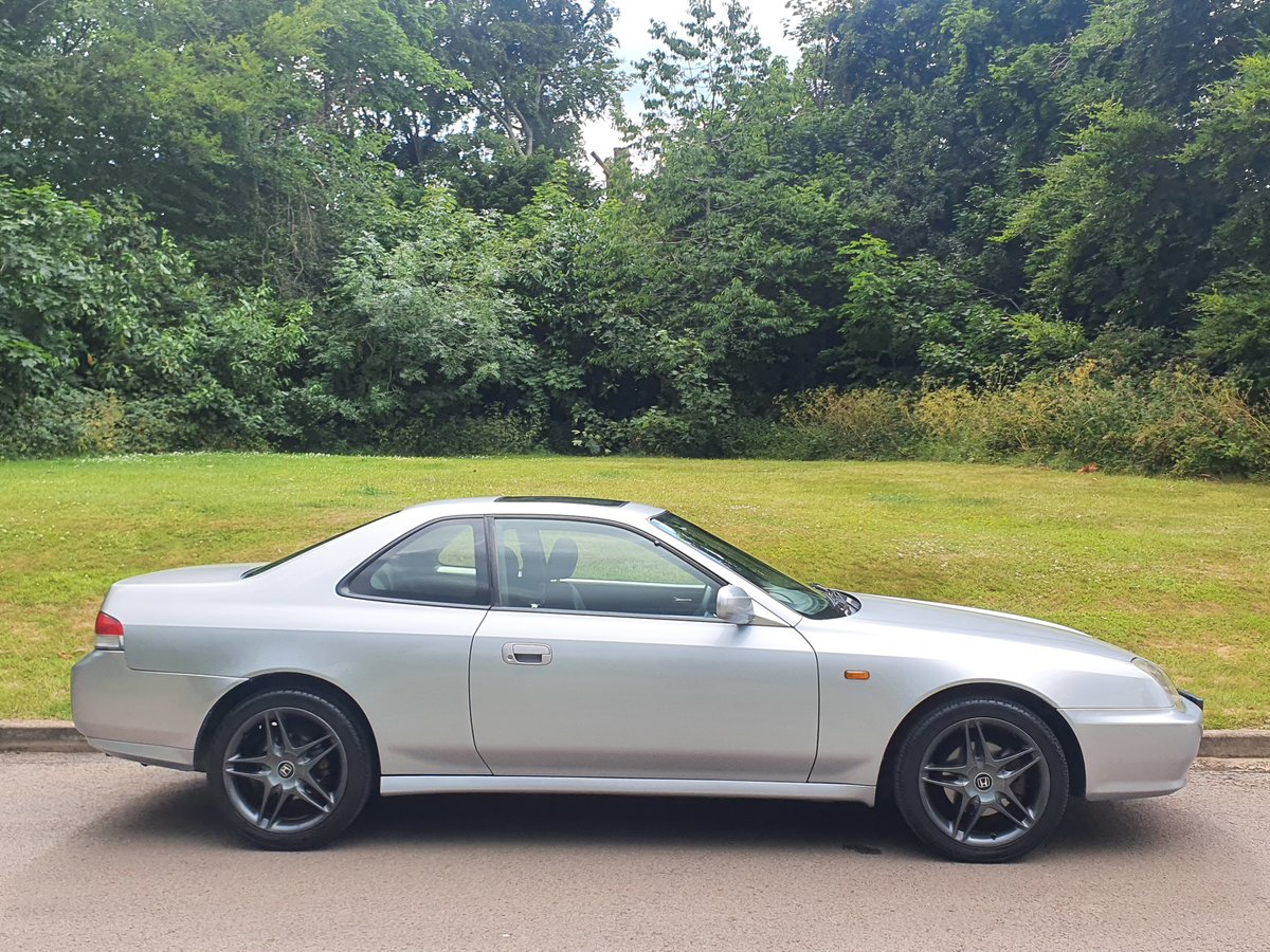 1998 Honda Prelude 2.2 VTi Auto.. 4WS.. Nice Example & FSH For Sale (picture 6 of 6)