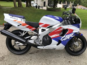 Picture of 1992 UK Fireblade first model
