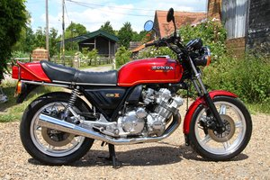 Honda CBX1000-Z - Red - Excellent Condition