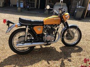 1971 Honda CB450 K3