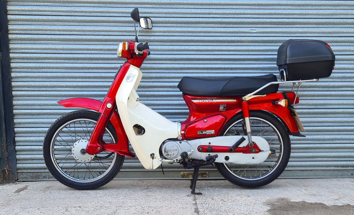 1985 Honda C90 Economy For Sale (picture 1 of 12)