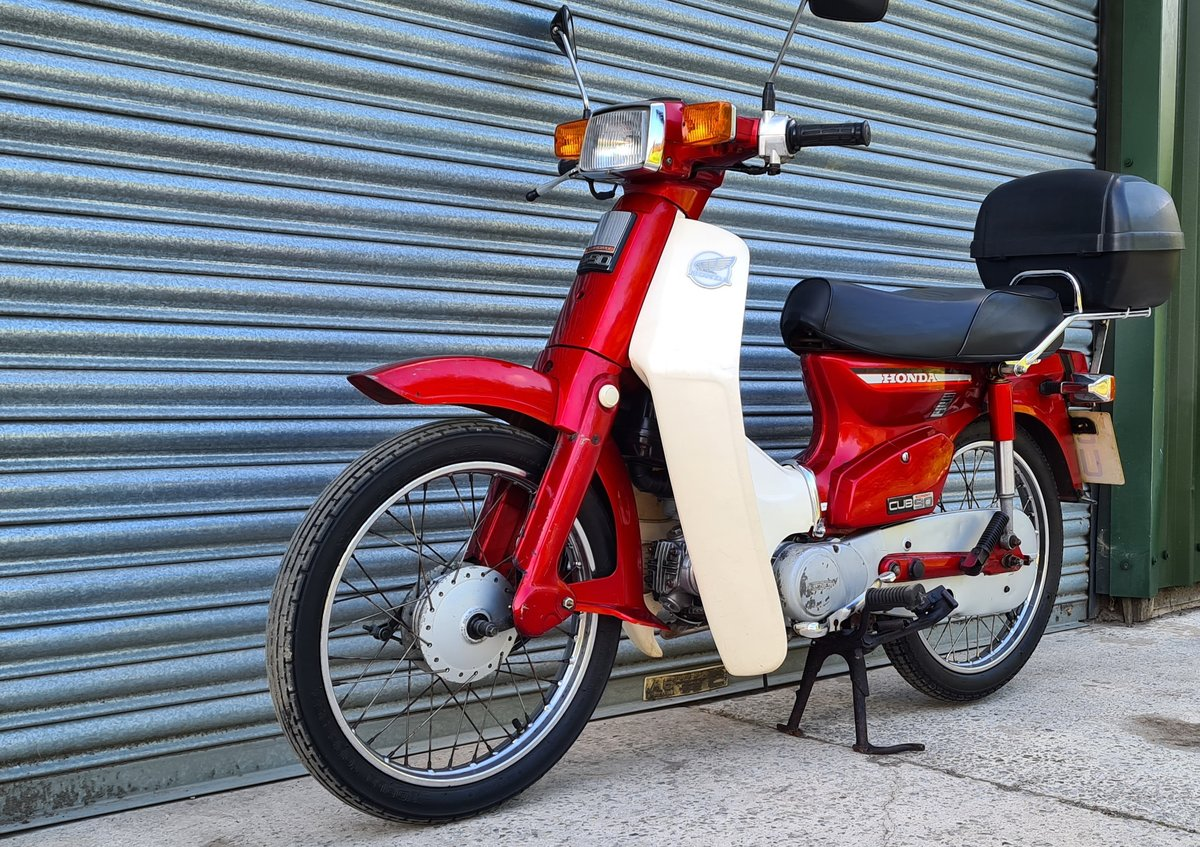 1985 Honda C90 Economy For Sale (picture 2 of 12)