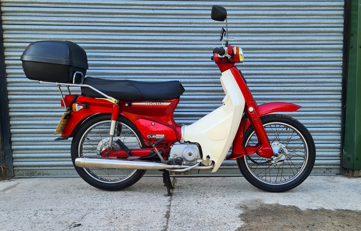1985 Honda C90 Economy For Sale (picture 4 of 12)