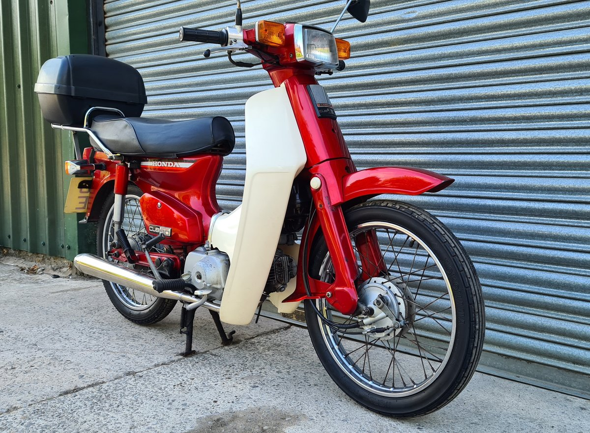1985 Honda C90 Economy For Sale (picture 5 of 12)