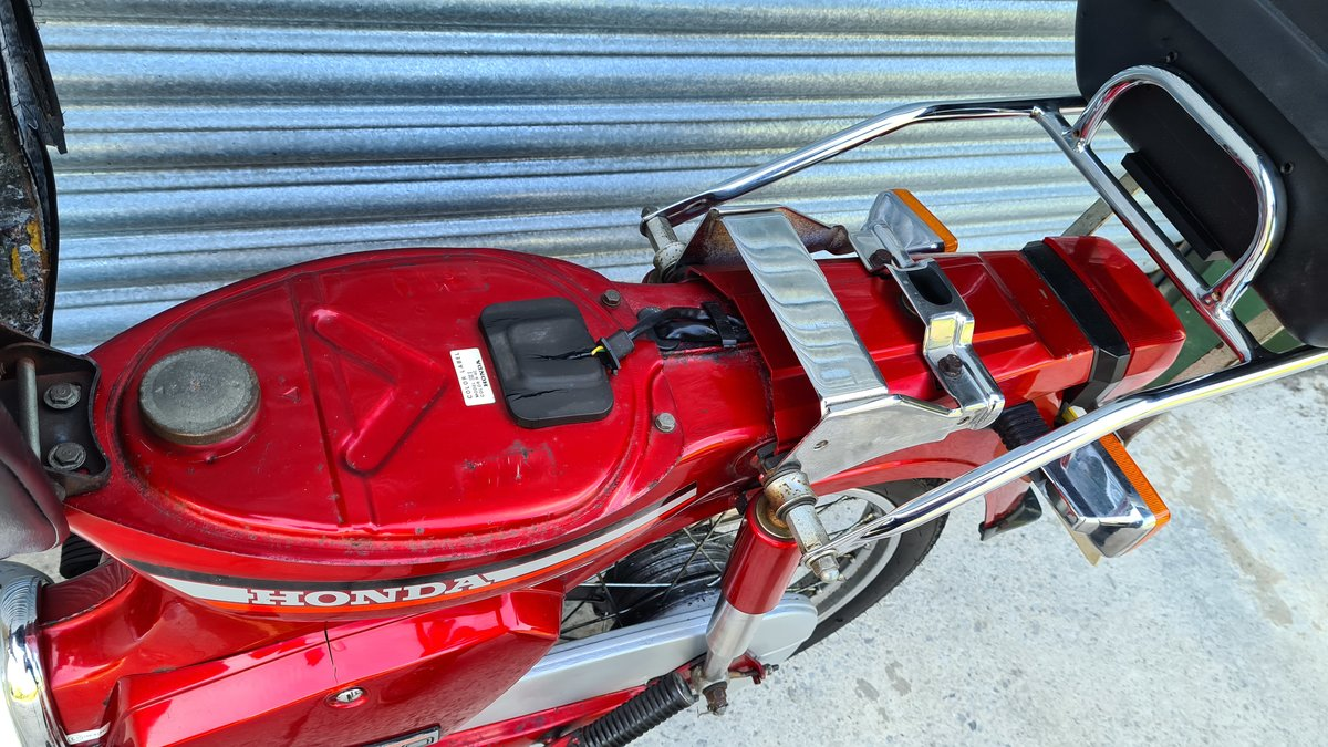1985 Honda C90 Economy For Sale (picture 9 of 12)