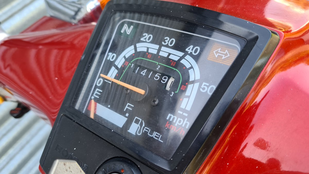 1985 Honda C90 Economy For Sale (picture 12 of 12)
