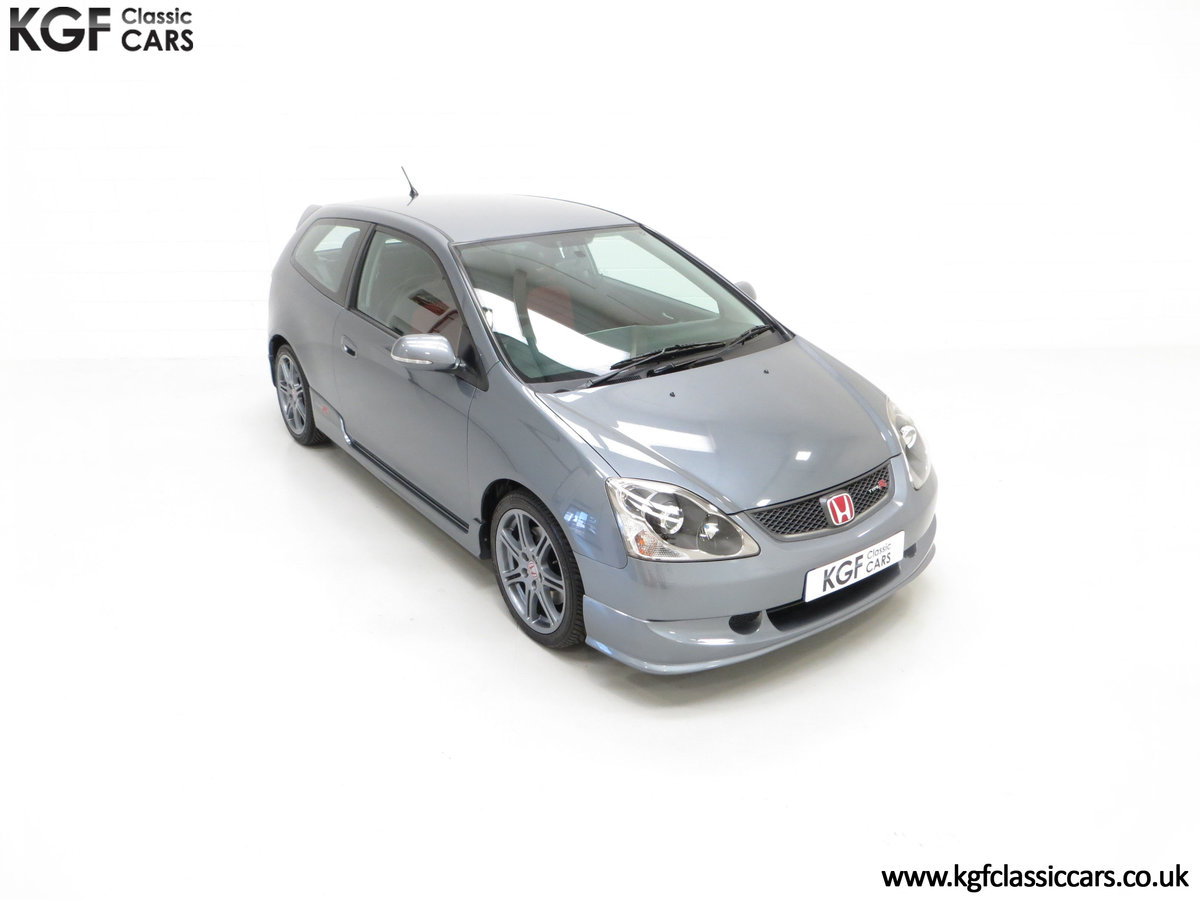 2005 A UK Honda Civic Type R EP3 with 42,981 Miles SOLD (picture 2 of 24)