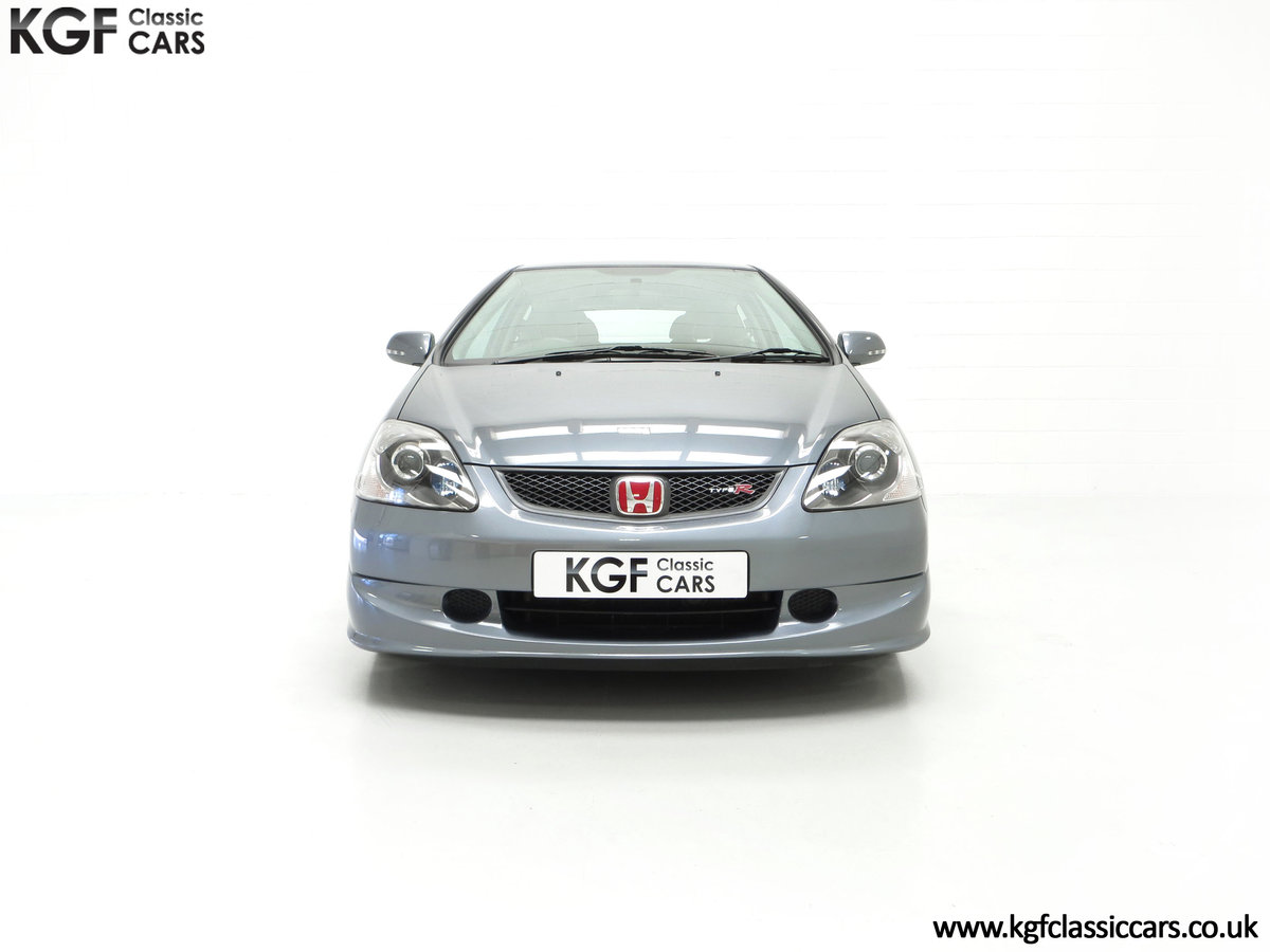 2005 A UK Honda Civic Type R EP3 with 42,981 Miles SOLD (picture 3 of 24)