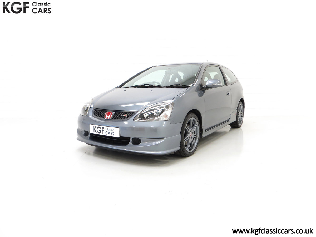 2005 A UK Honda Civic Type R EP3 with 42,981 Miles SOLD (picture 5 of 24)