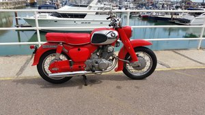 1967 Honda C77 305cc