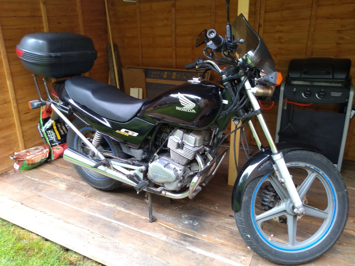 2001 Honda CB250Y For Sale (picture 1 of 6)
