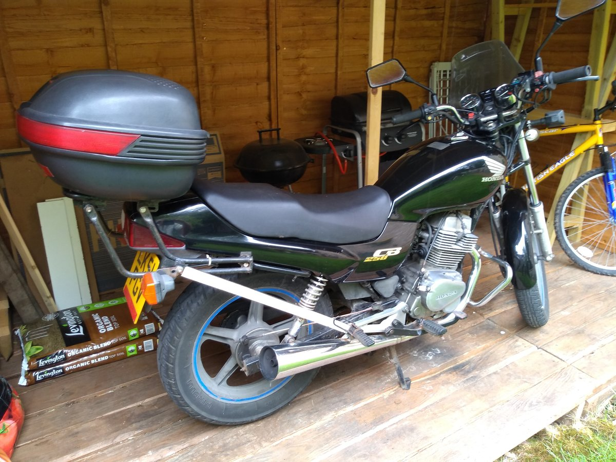 2001 Honda CB250Y For Sale (picture 2 of 6)
