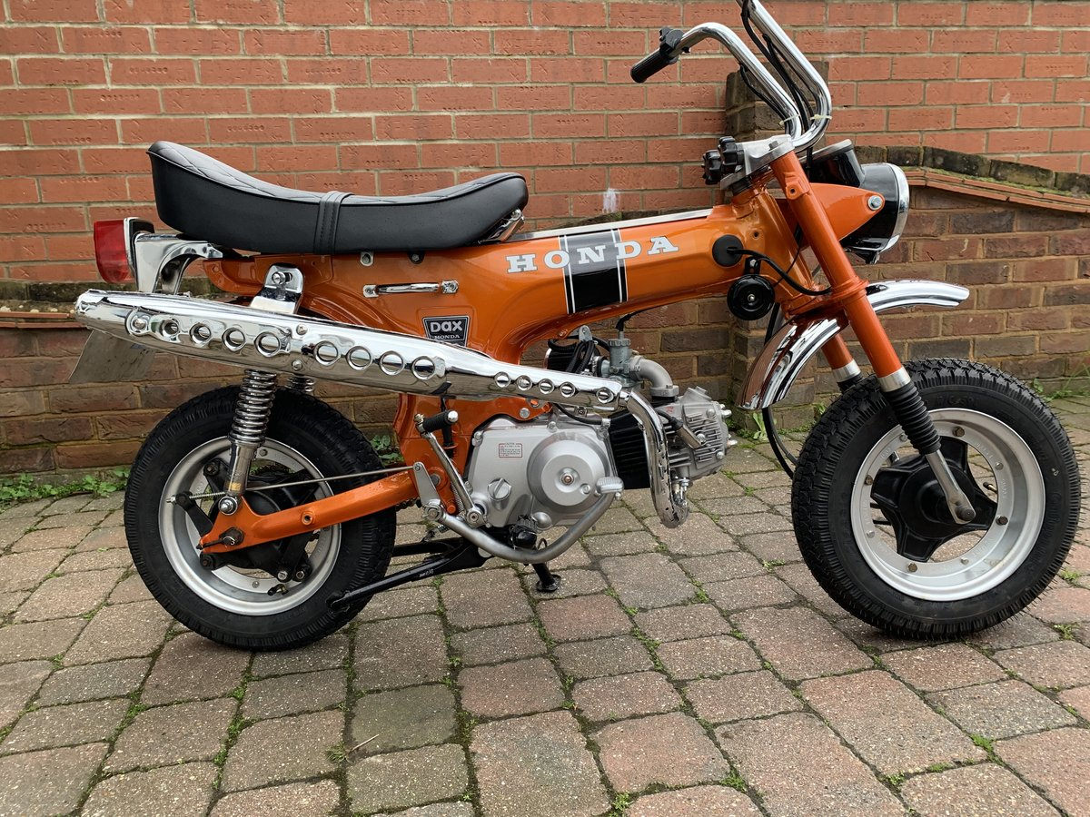 1973 Honda ST70 Dax Bargain Price! SOLD (picture 1 of 6)