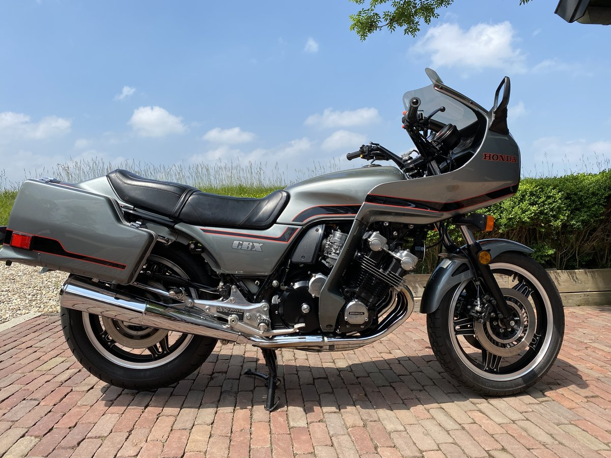 1981 Honda cbx1000 prolink For Sale (picture 1 of 6)
