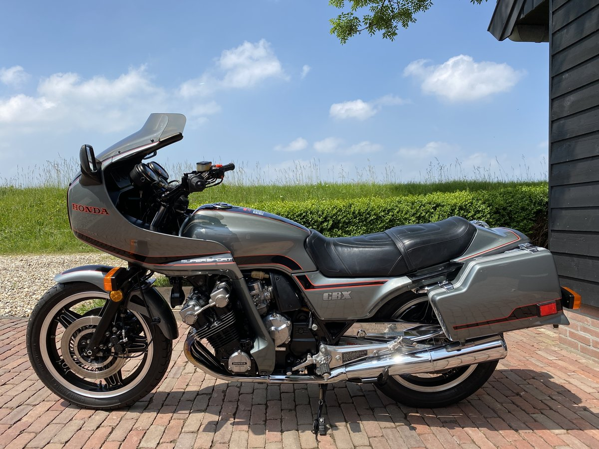 1981 Honda cbx1000 prolink For Sale (picture 4 of 6)
