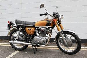1973 Honda CB250 K4