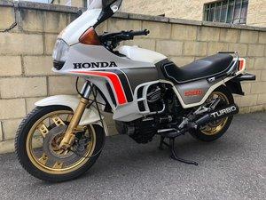 Honda CX 500 TURBO original bike